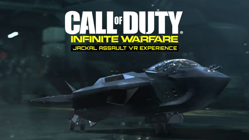 A Demo Virtual De Call Of Duty Infinite Warfare Targethd Net