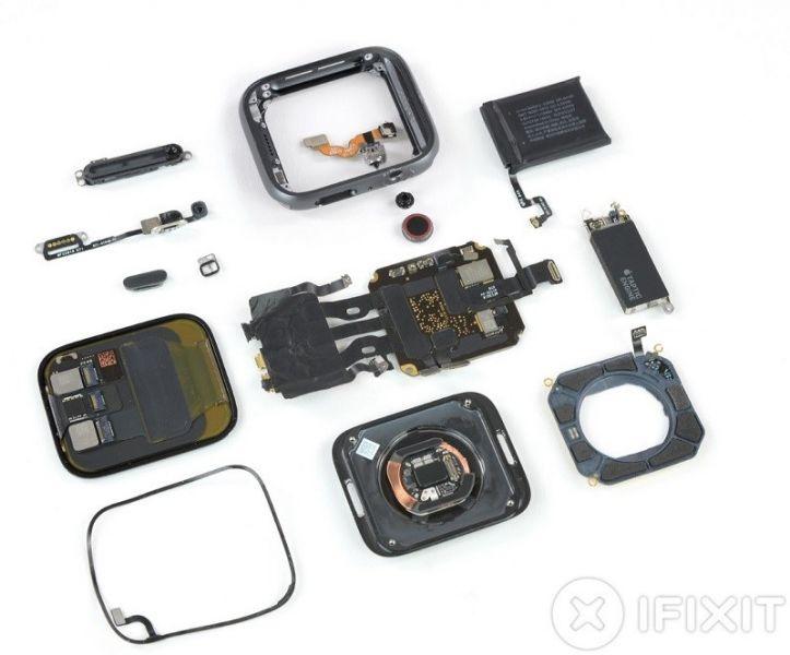 Apple Watch Series 4 2 - Apple Watch Series 4 é desmontado pelo iFixit