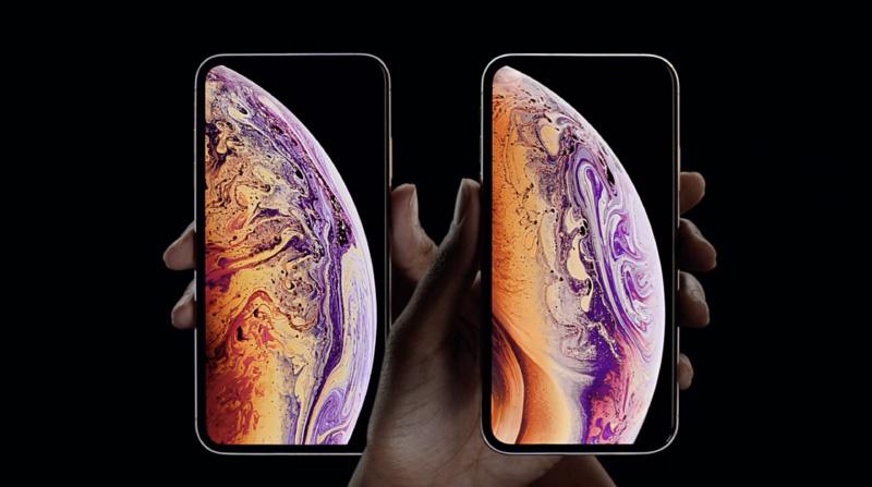 Apple iPhone Xs Max 4 - Samsung vai bater recordes de lucros graças aos novos iPhone XS e iPhone XS Max