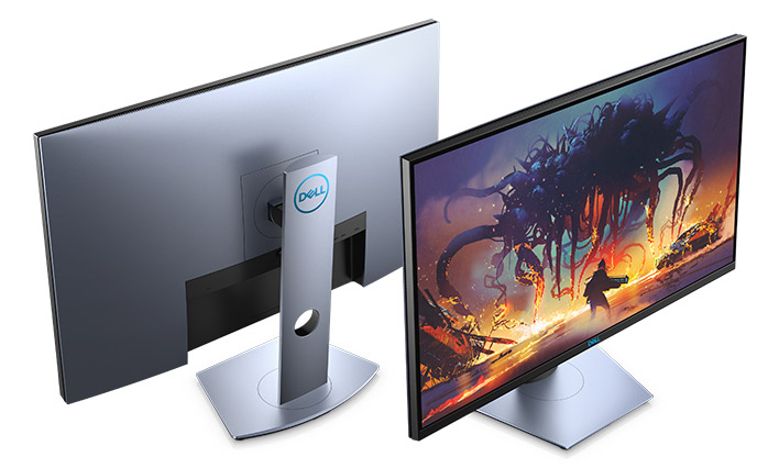 S2719DGF Gaming Monitor Storm PDP 3 - Dell lança dois novos monitores Dell Gaming no Brasil