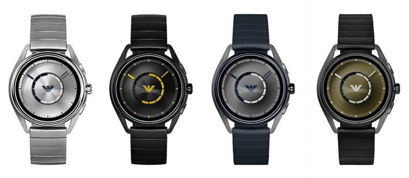 emporio armani smartwatch - O que é um smartwatch?