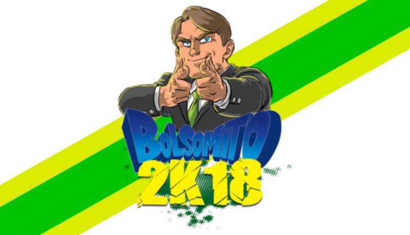 Bolsonaro Bolsomito 2k18 jogo steam - Bolsomito 2K18: entenda a polêmica do game (e por que ele deve sair do ar)