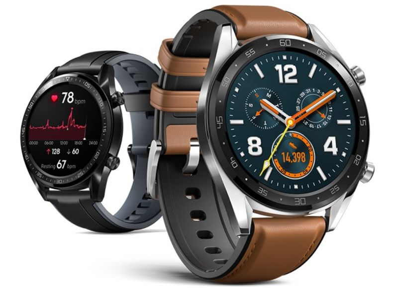 Huawei Watch GT - Huawei Watch GT: mais autonomia do que nunca em um smartwatch