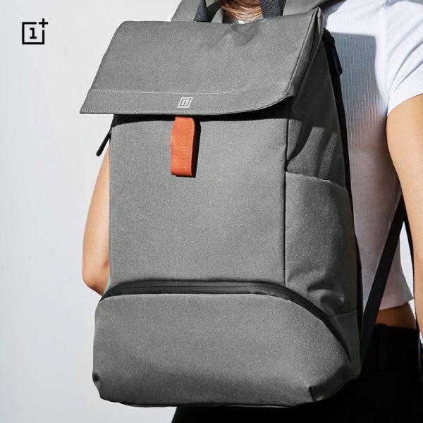 OnePlus mochila backpack 2 - OnePlus Explorer Backpack, mochila pensada nas longas jornadas diárias