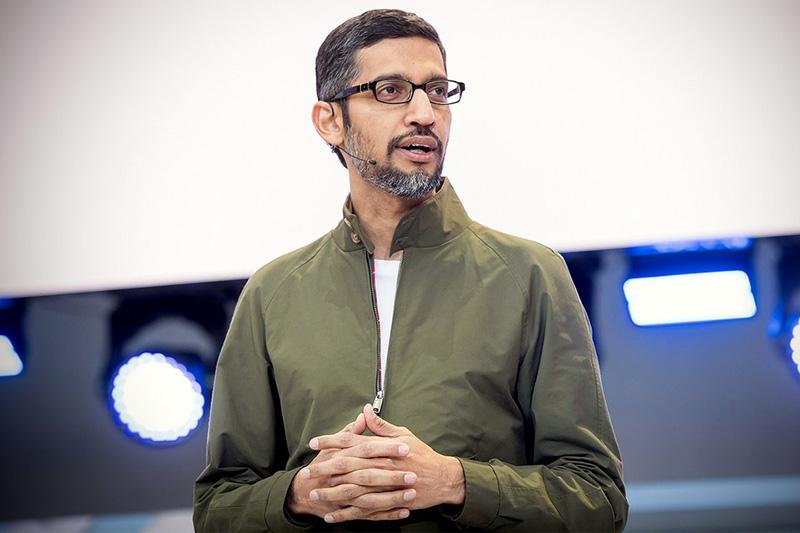 Sundar Pichai Google Duplex Android - Assista aqui ao evento da Google para o lançamento dos novos Pixel 3 e Pixel 3 XL