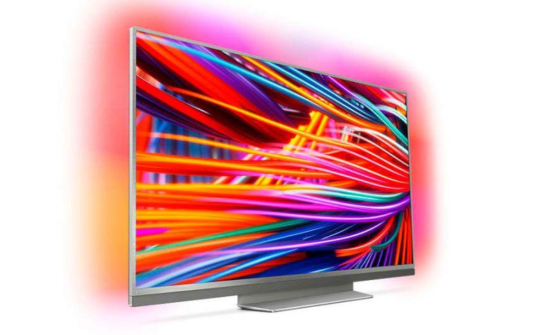 a fondo philips 8503 01 - Philips 8503, uma TV 4K com Ambilight e HDR Premium