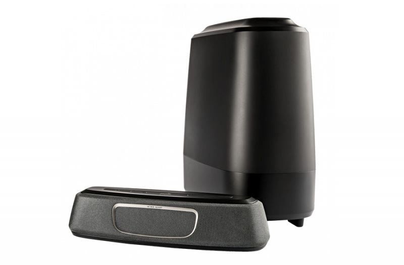 a fondo polk magnifi mini 01 - Polk MagniFi Mini, barra de som ultra compacta para o cinema em casa