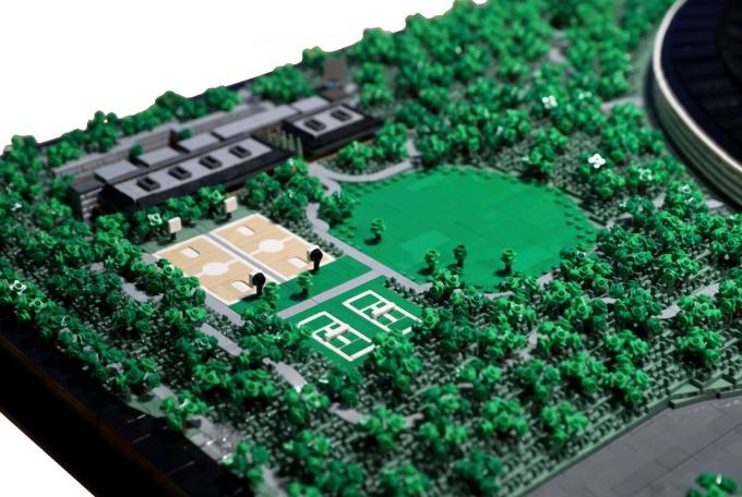 apple park lego 02 - Recriaram o Apple Park com 85 mil peças LEGO