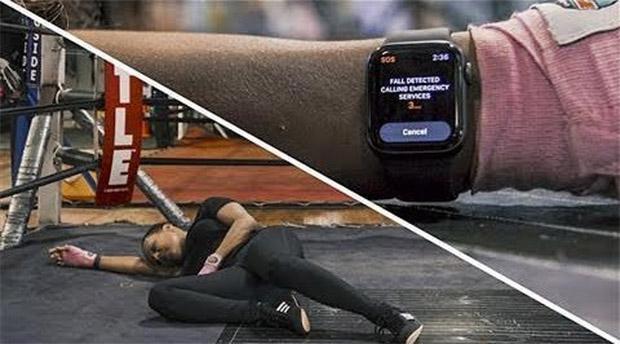 apple watch caidas - Essa é a forma mais divertida de testar o detector de quedas do Apple Watch Series 4