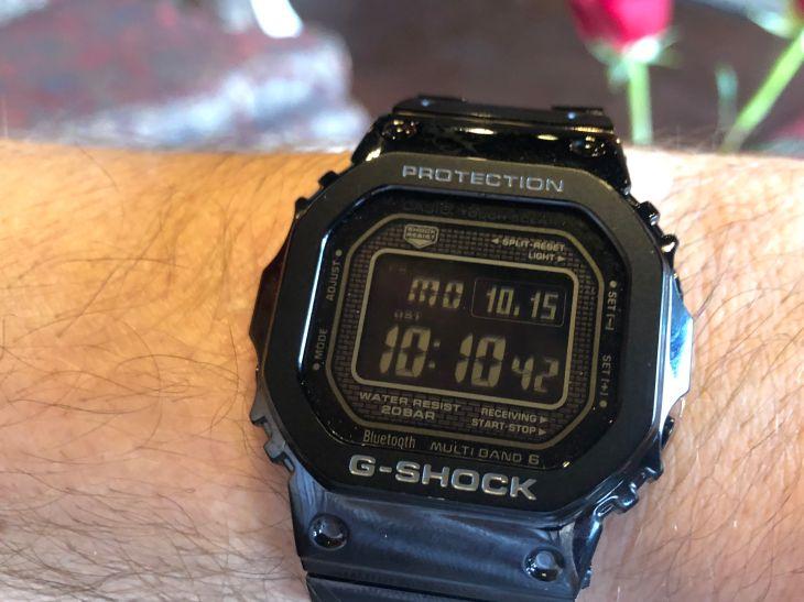 d6180e890f6 Casio G-Shock é renovado 35 anos depois com o suporte ao Bluetooth ...