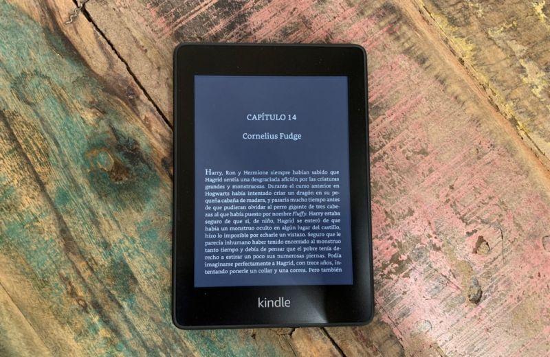 Kindle Paperwhite (2018): com o dobro de capacidade e