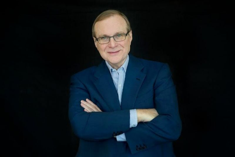 paul allen - Paul Allen, co-fundador da Microsoft, faleceu aos 65 anos
