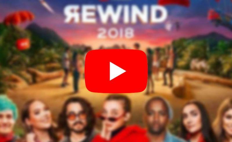 d0a90312cc1 O YouTube Rewind 2018 se tornou com muita facilidade o vídeo mais odiado da  história do YouTube