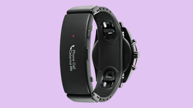 fa934a01b18 Chegou a vez da Sony se aventurar novamente em um bracelete que transforma  qualquer relógio de pulso em um smartwatch. E esse bracelete se chama Wena  Wrist.
