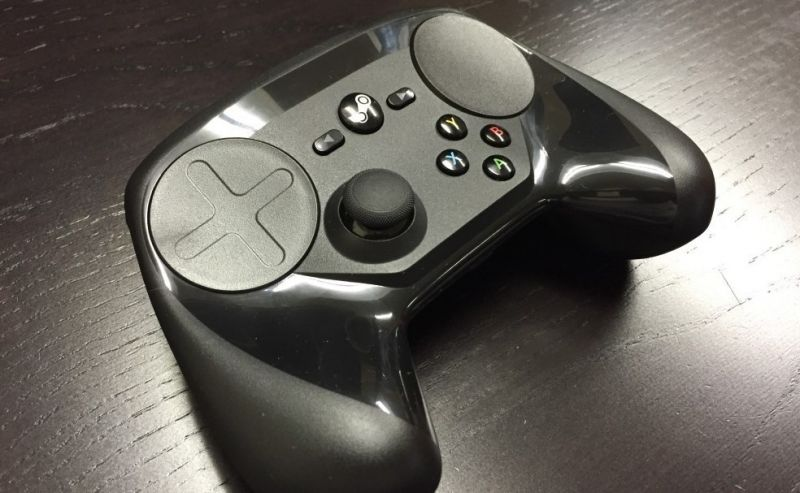 Adeus ao Steam Controller | TargetHD net