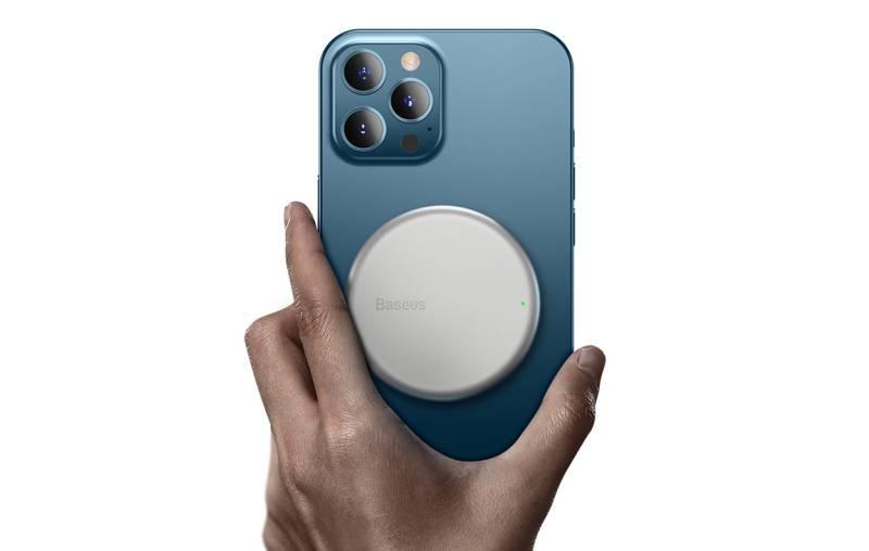 Carregador magnético da Baseus para iPhone 12