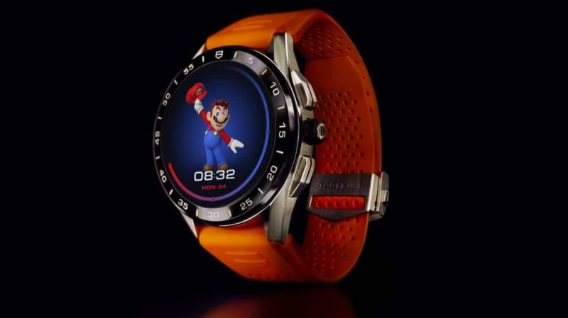 TAG Heuer Connected x Super Mario Edition 02
