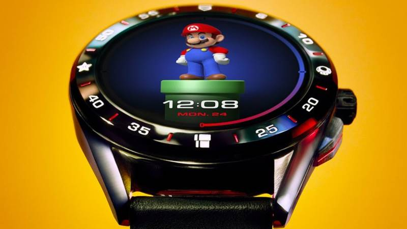 TAG Heuer Connected x Super Mario Edition 03